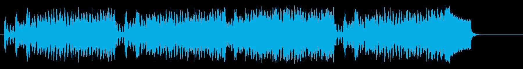 キュートなバロック・セミクラシックの再生済みの波形
