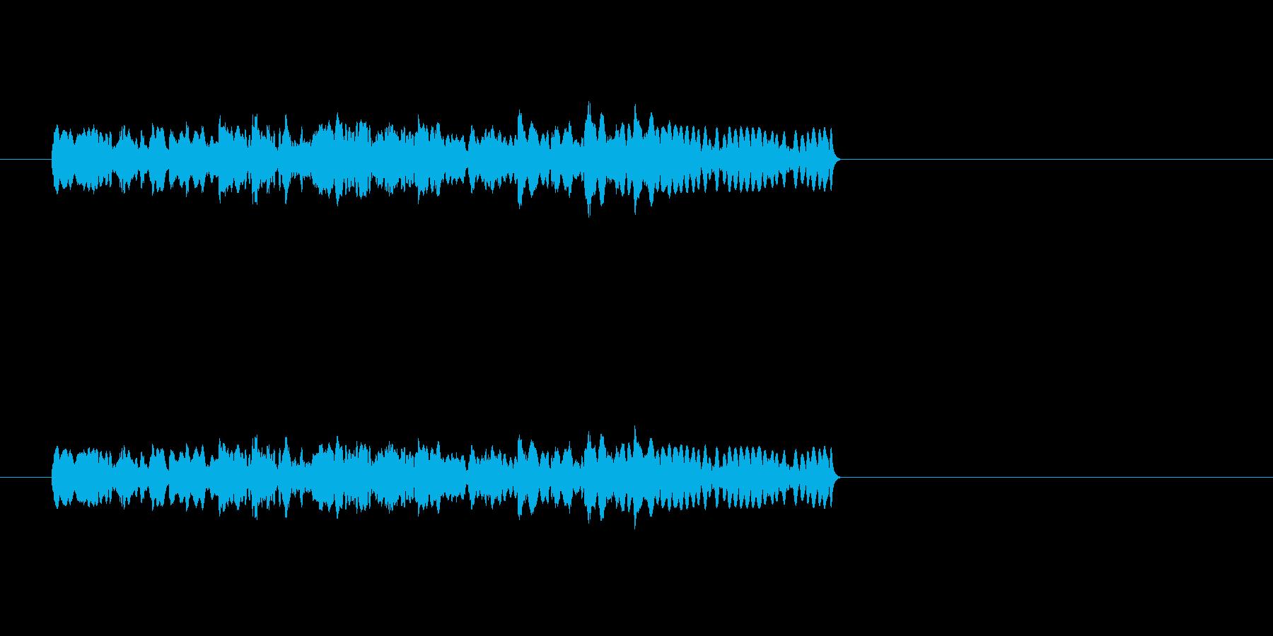 笛 ハープ 不気味 奇妙 ホラー 暗いの再生済みの波形