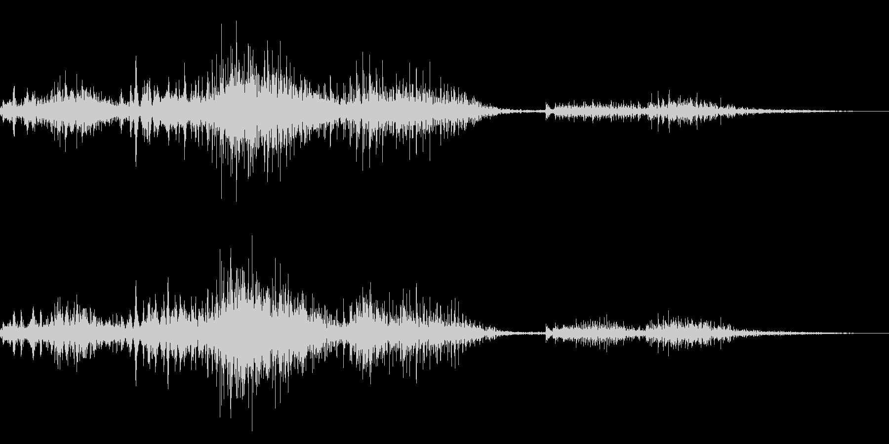 ゾンビやモンスターの唸り声/叫び声!20の未再生の波形