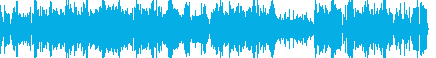 生録フルート入りブラジリアン・ジャズの再生済みの波形