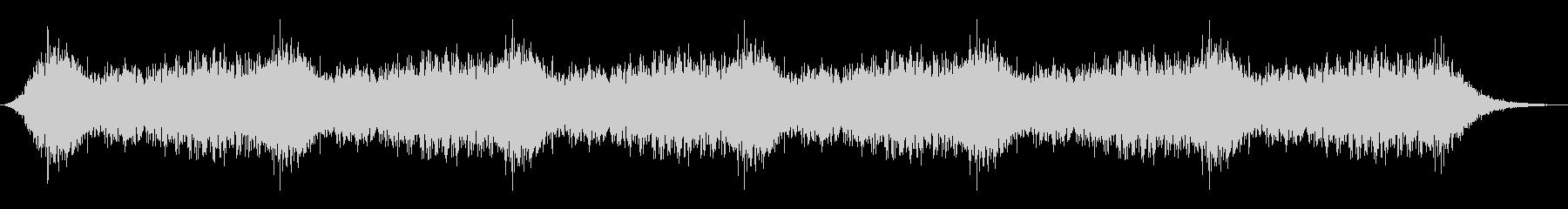 【ホラー系】ホラーゲームに使えるような曲の未再生の波形