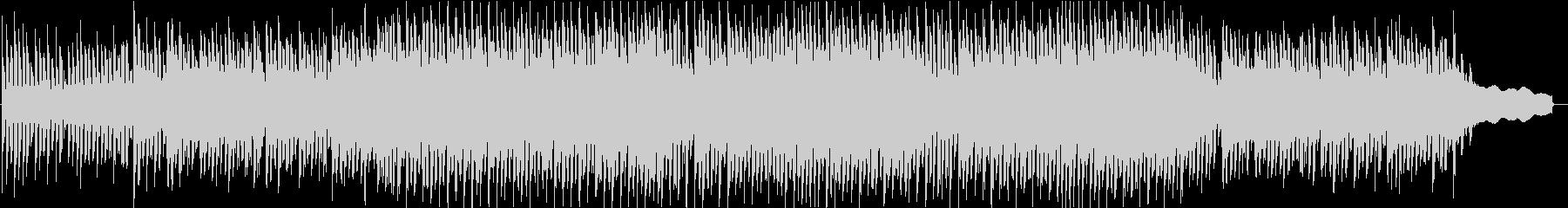 クリーンなインスピレーショナル系BGMの未再生の波形