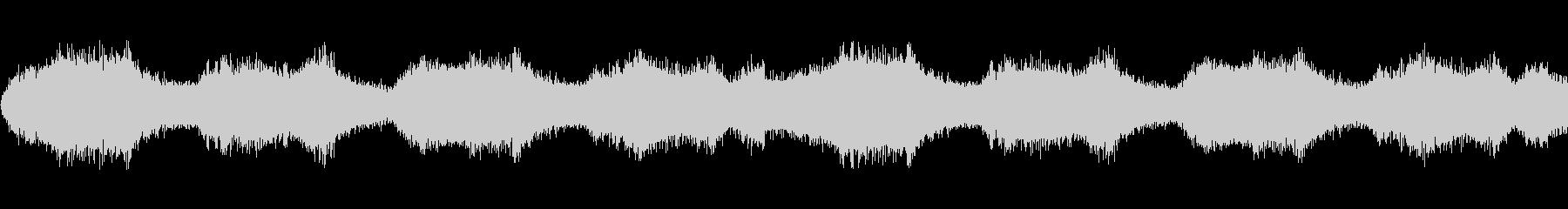 【ドラム抜き】唸るようなホラーサウンドの未再生の波形