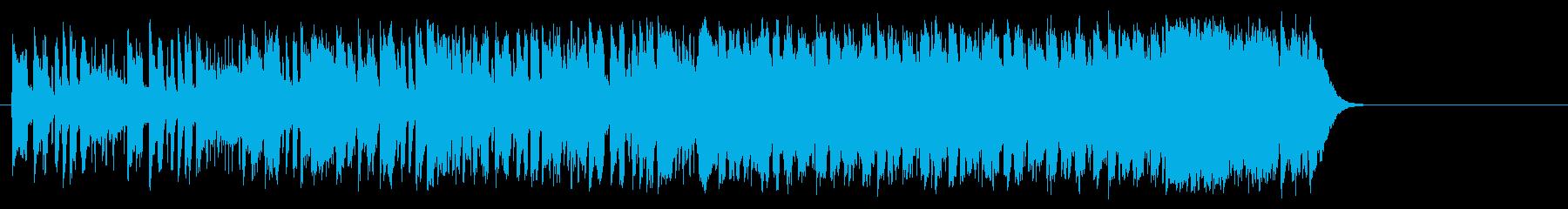 心を描くフュージョン(イントロ~A~…)の再生済みの波形