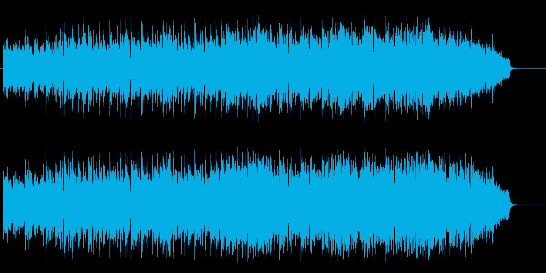 感動的なバラード/ブライダルの再生済みの波形
