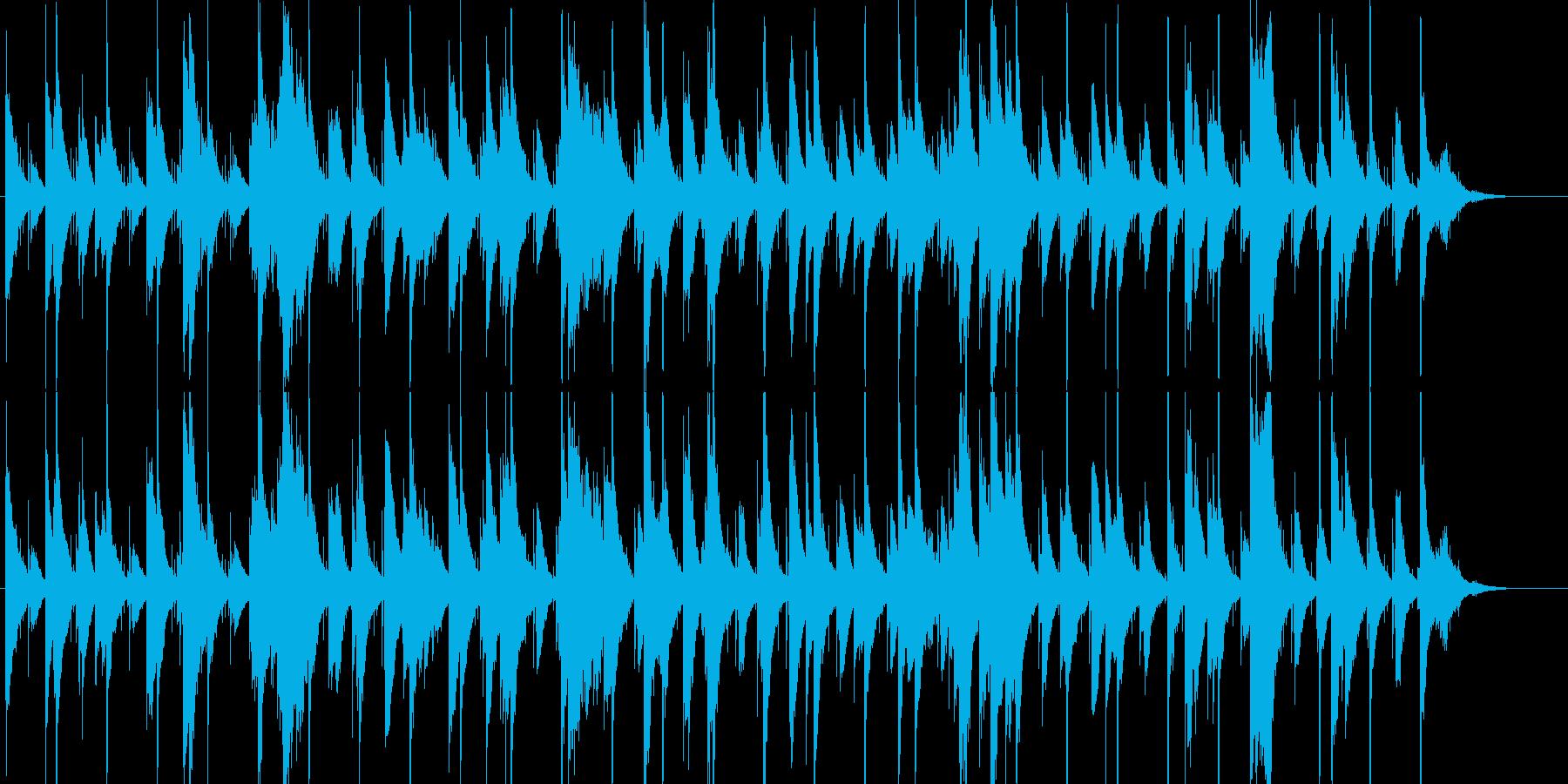 ゆったり アダルト ティータイム セレブの再生済みの波形