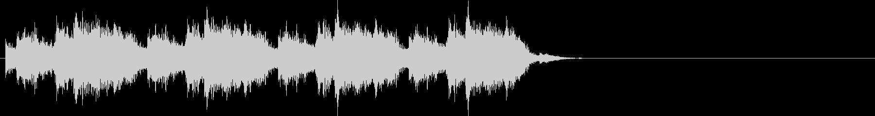 ジリリリリン (固定電話の音)の未再生の波形