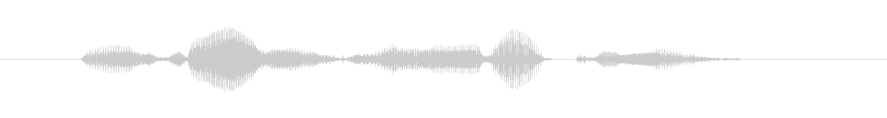 【西暦】2016年の未再生の波形