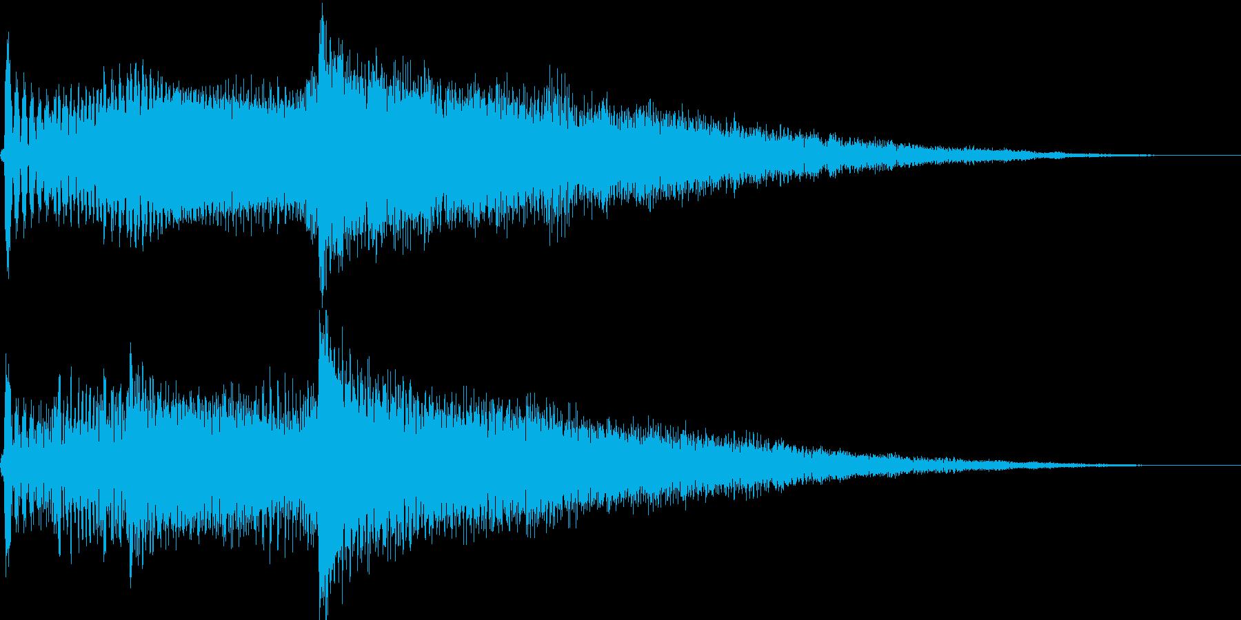 アイキャッチ用ジングル3 - アコギ+αの再生済みの波形