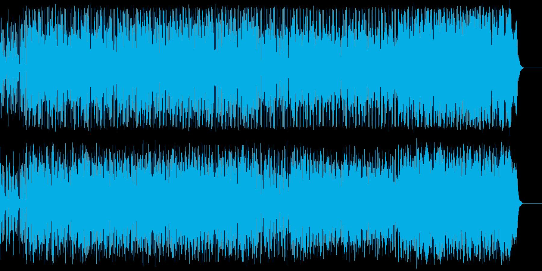 「ジムノペディ」(サティ)をボサノバで♪の再生済みの波形