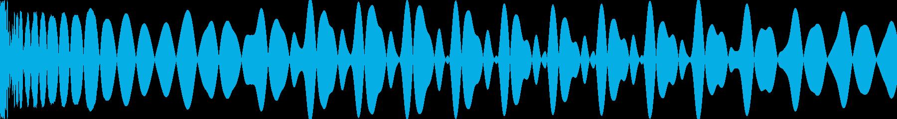 EDMキー入り(E)キックです。の再生済みの波形