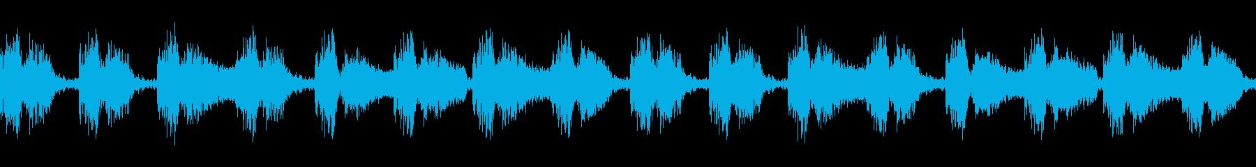 EDM,パーティ、イベント、ループ2の再生済みの波形
