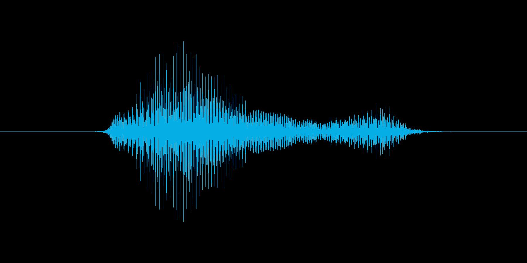 7(7、なな)の再生済みの波形