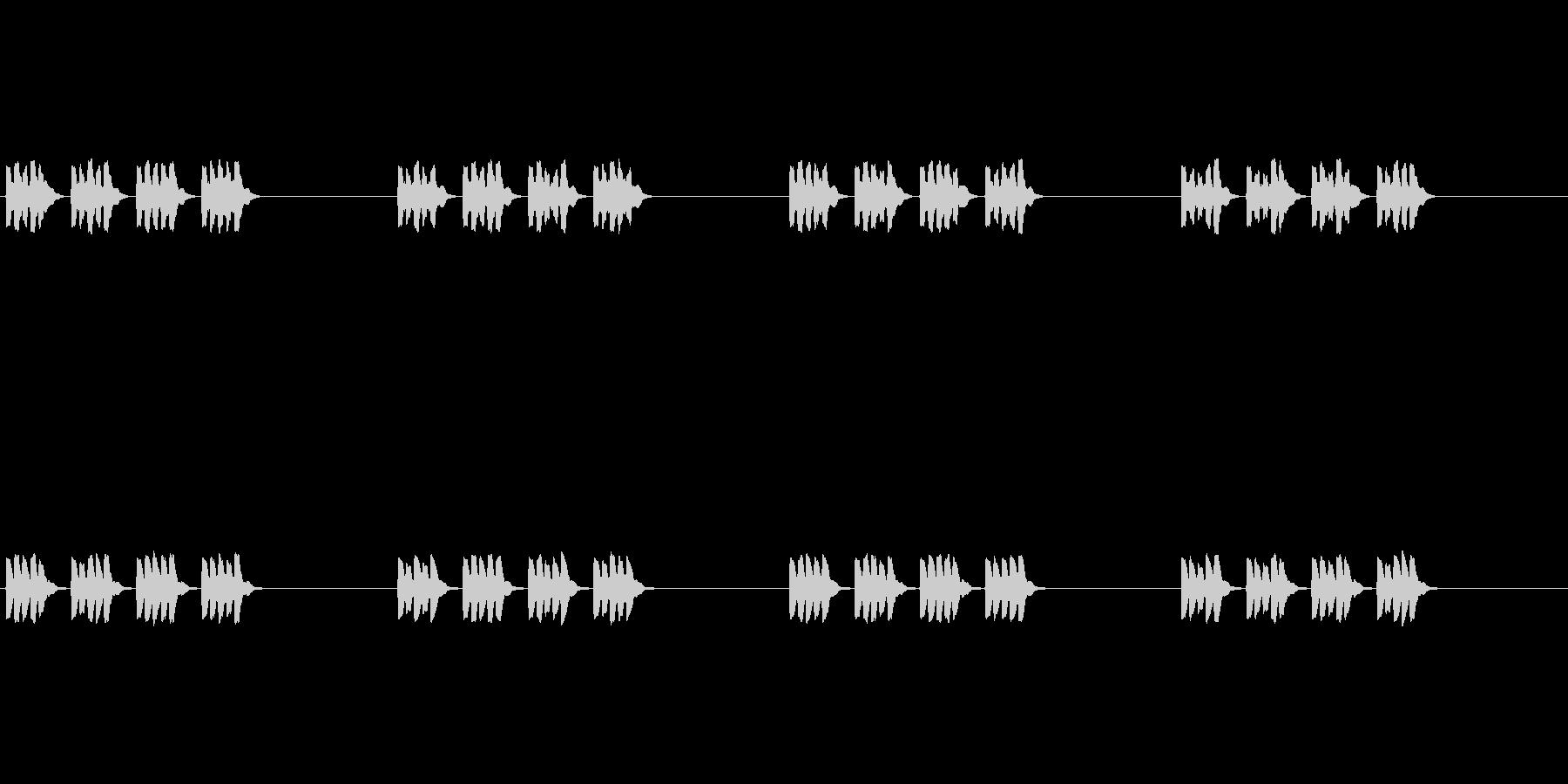 【携帯電話 着信音01-5L】の未再生の波形