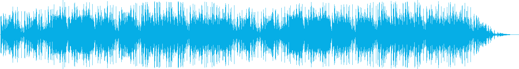 RPGフィールドBGM風オーケストラ曲3の再生済みの波形