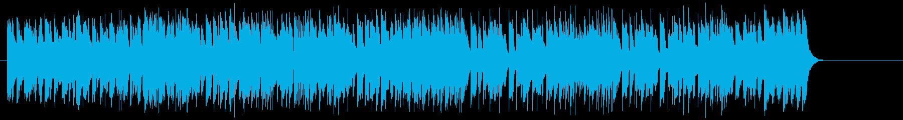 悪さする様なポップ(イントロ~A~B…)の再生済みの波形