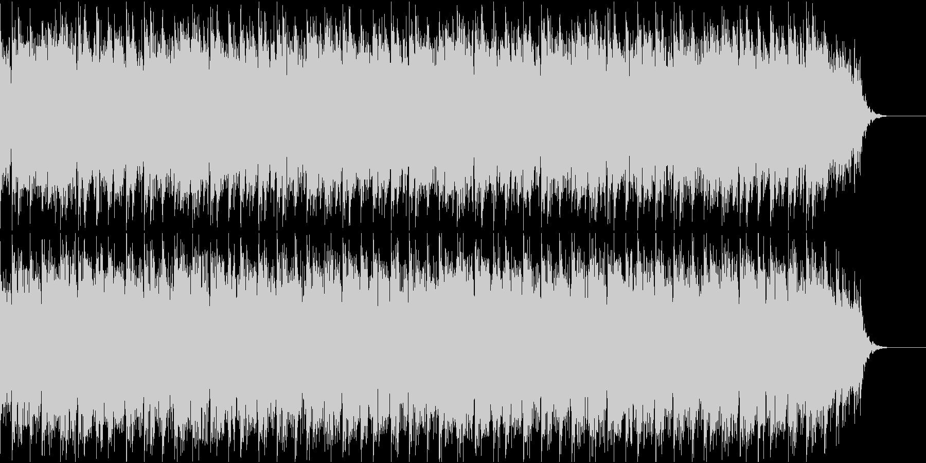 変拍子でミステリアスなホラーBGMの未再生の波形