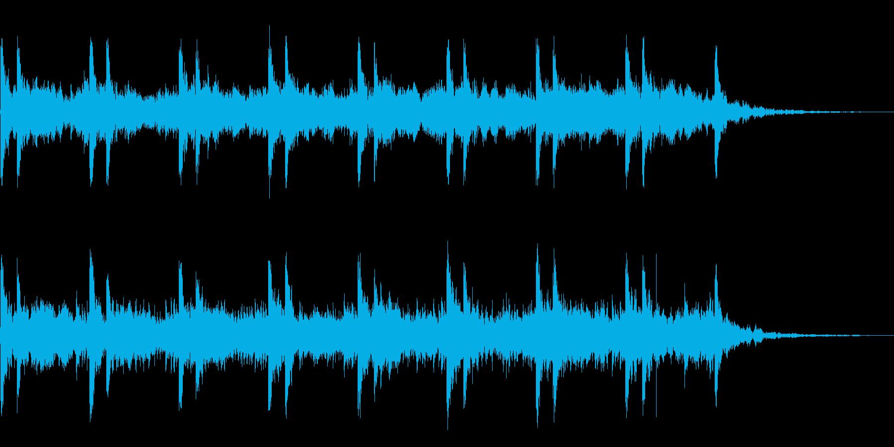 ゲーム、ドキュメンタリー映像等-03の再生済みの波形