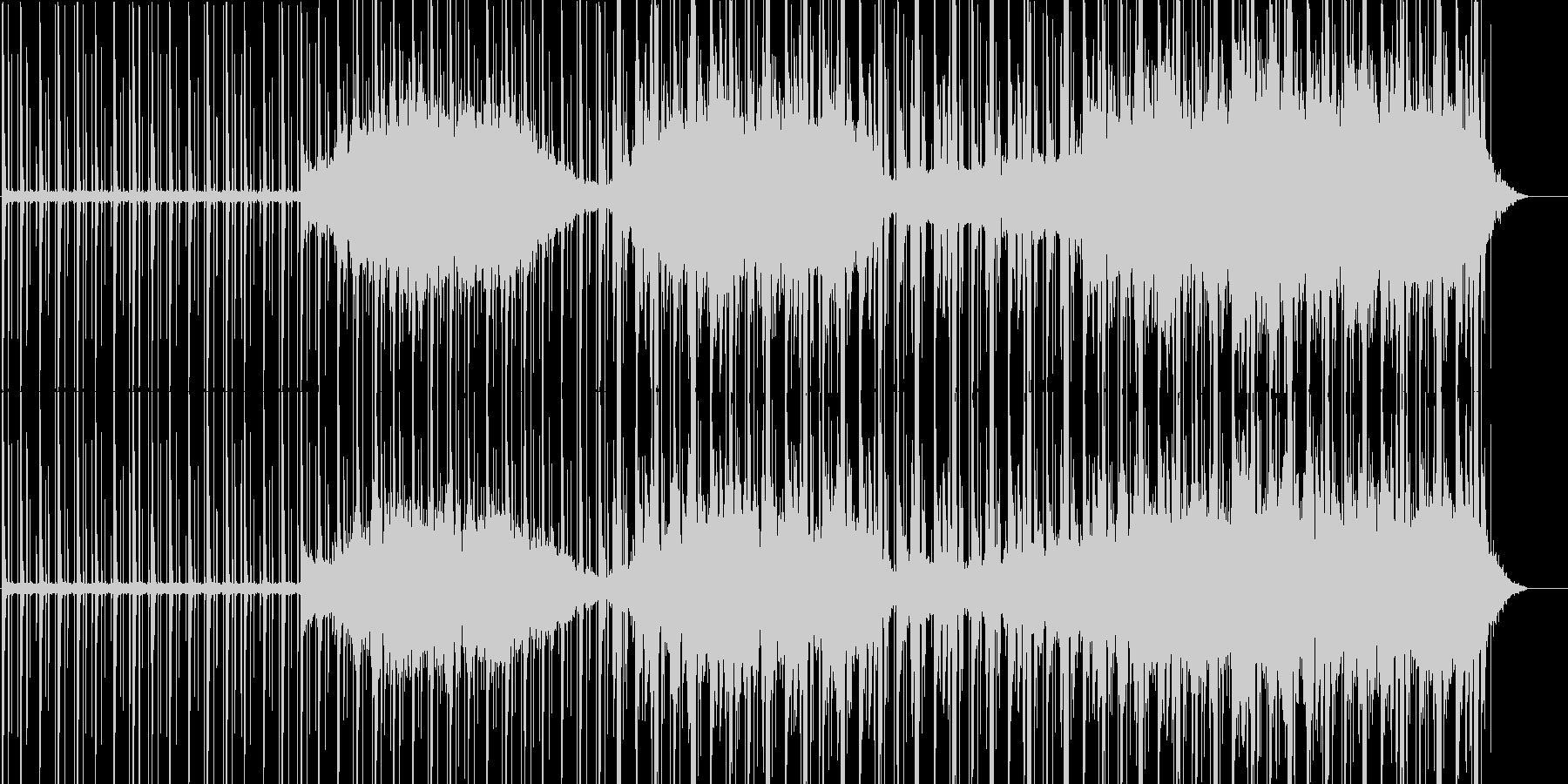 【テック】映像系に合いそうなテクノの未再生の波形