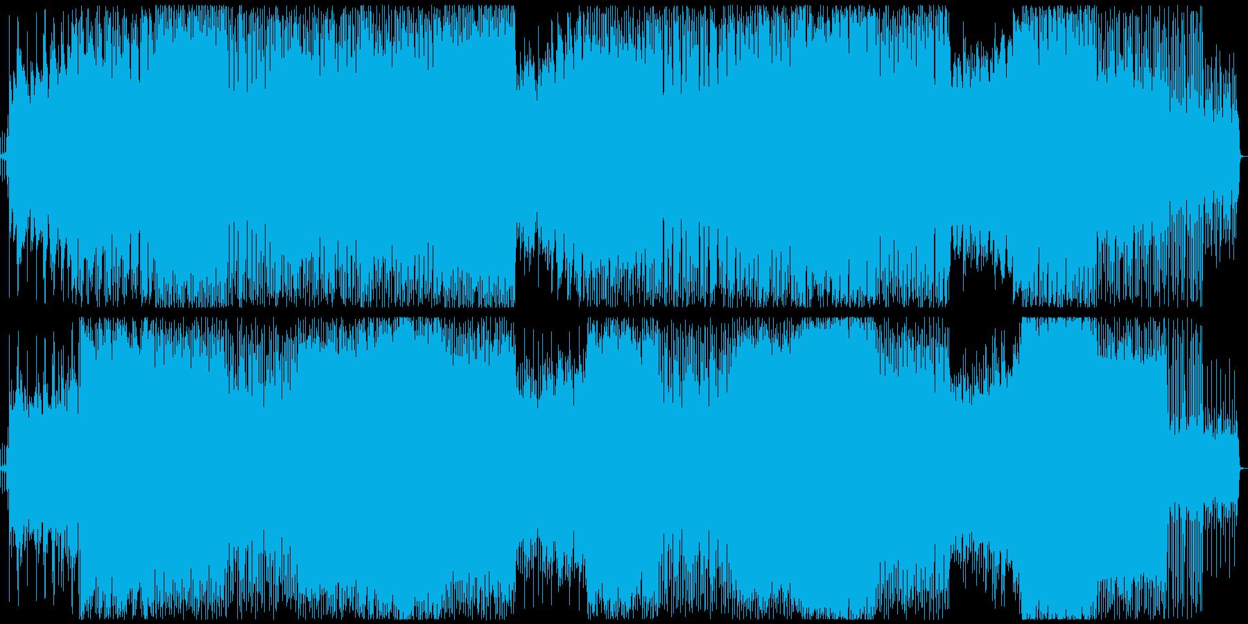 飛距離:POP/ジャジー/切ない/浮遊感の再生済みの波形