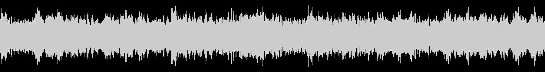 ホラー謎解き不可解静か・ループシンセの未再生の波形
