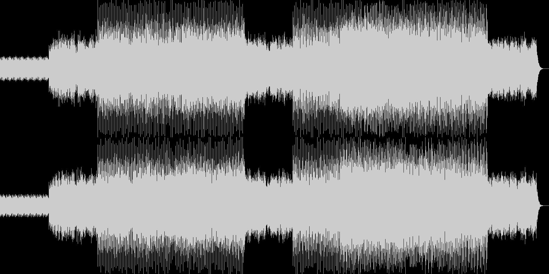 ニュース映像ナレーションバック向け-05の未再生の波形