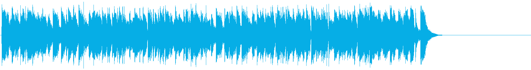 悪さする様なポップ(A~エンド)の再生済みの波形