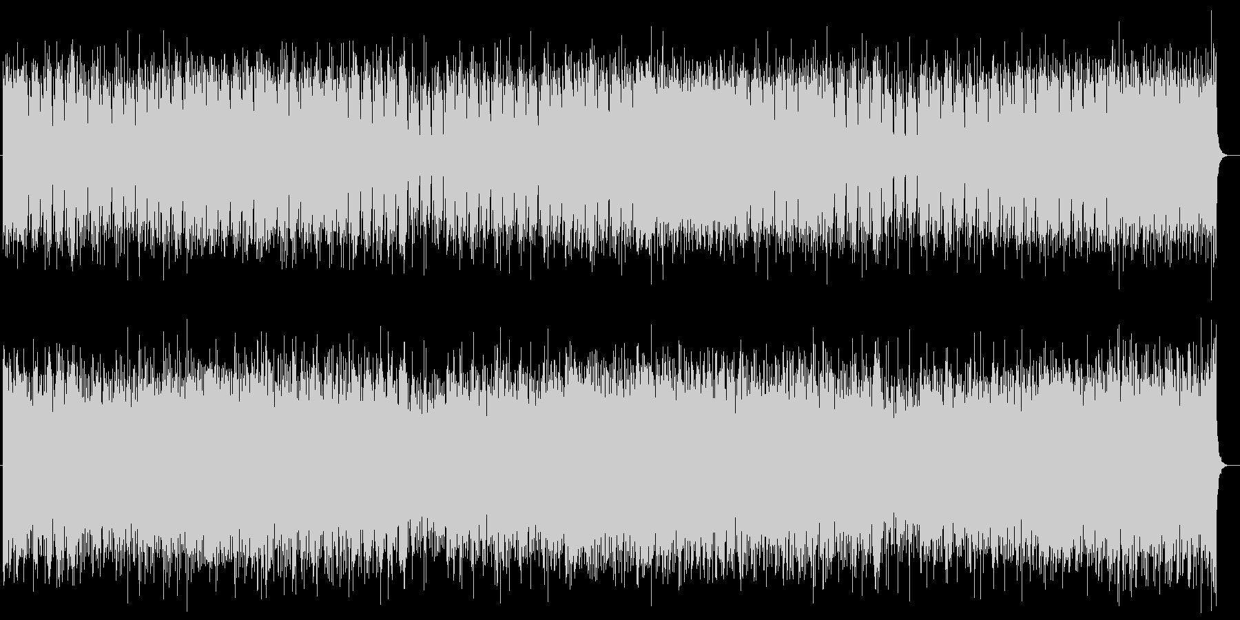 シリアス感リズムピアノシンセサイザー曲の未再生の波形