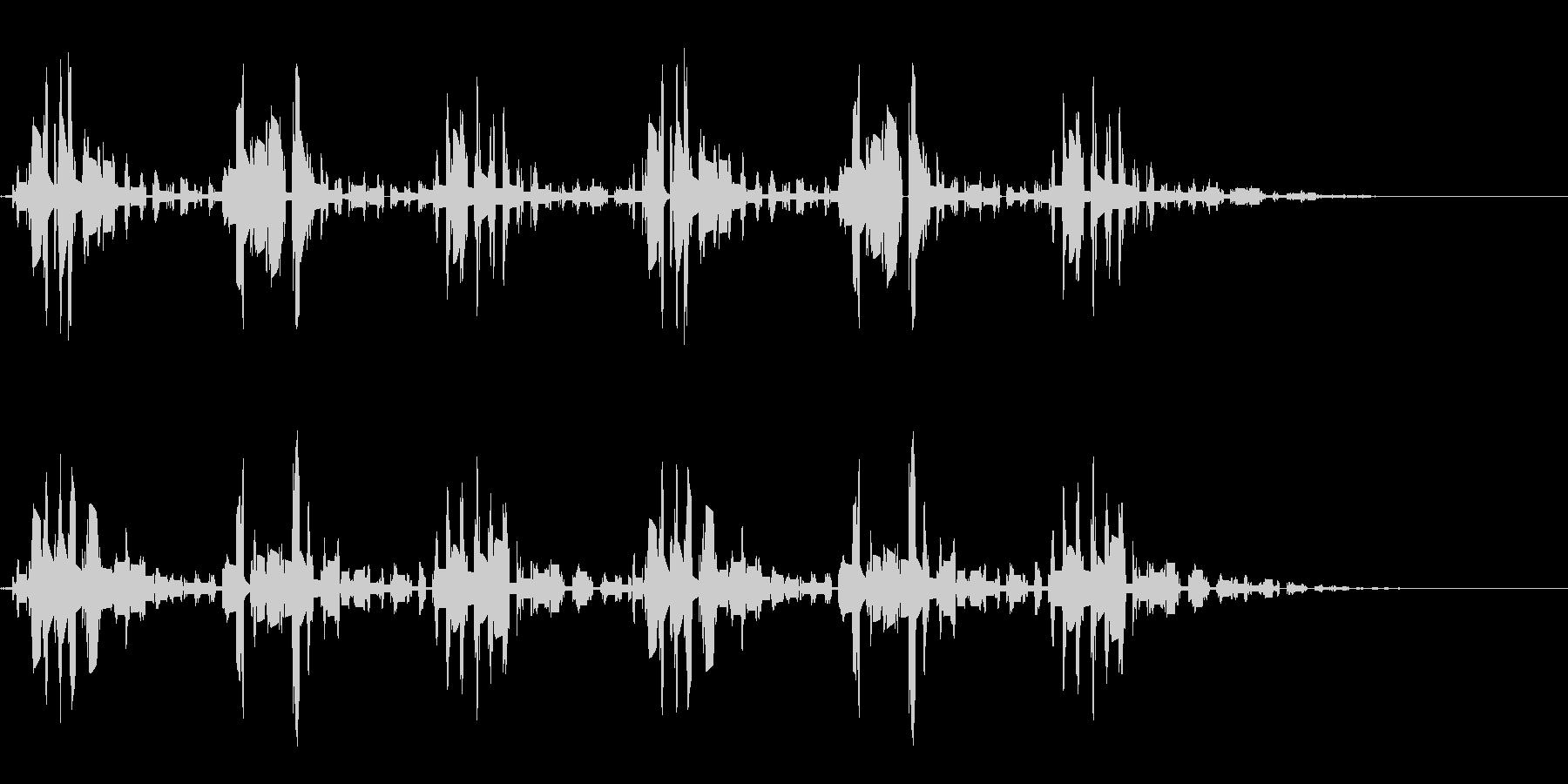 SF_typeAの未再生の波形