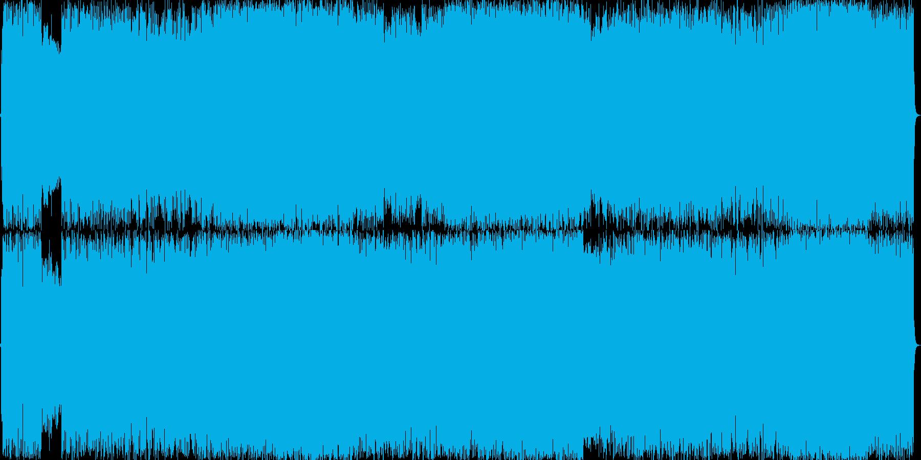 Still (激しく切ないロック)の再生済みの波形