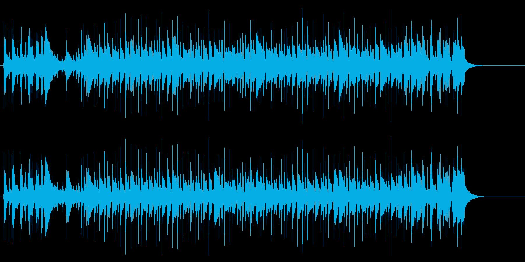 オープニングに最適な曲ですの再生済みの波形