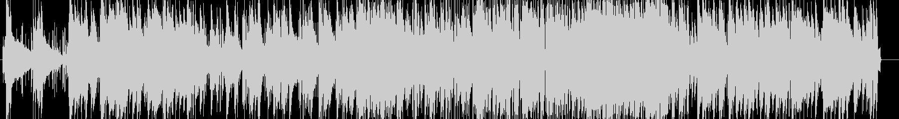 たなばたさまのジャズピアノトリオの未再生の波形