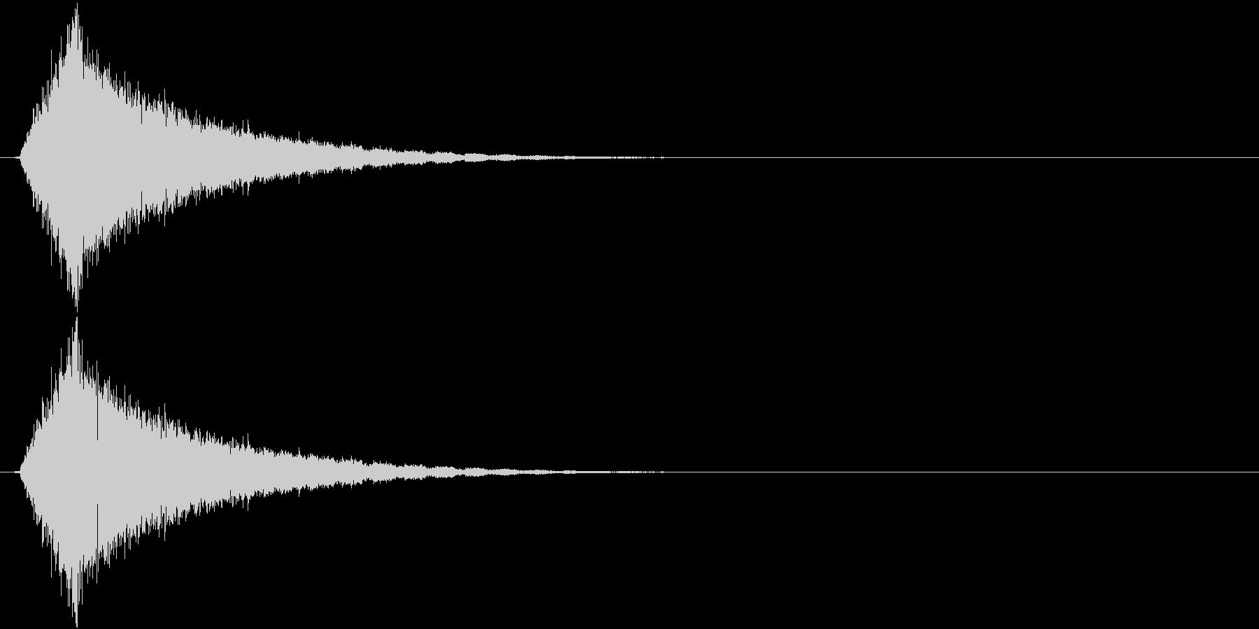 グギュルル…(変化、毒、実験)の未再生の波形