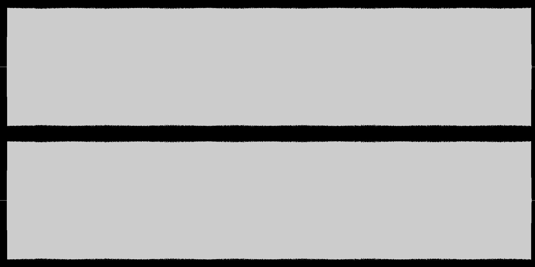 【アーケード 汎用01-13(LFO)】の未再生の波形