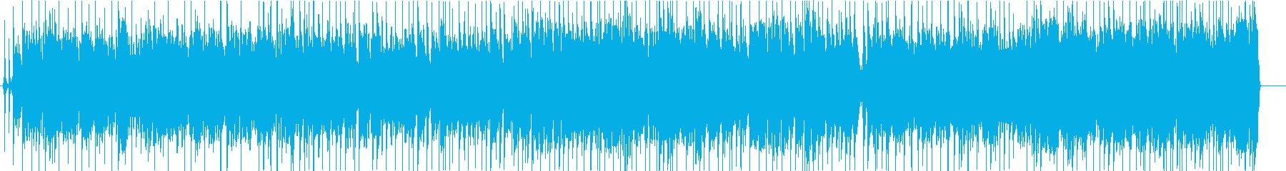 <ギター生演奏>爽やかで軽やかOPに最適の再生済みの波形