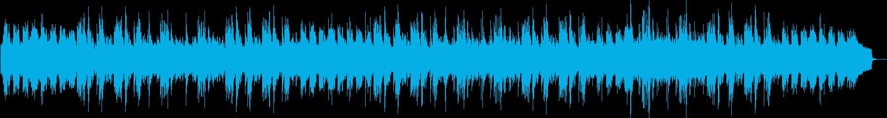 ロマンティックなピアノメインの曲ですの再生済みの波形
