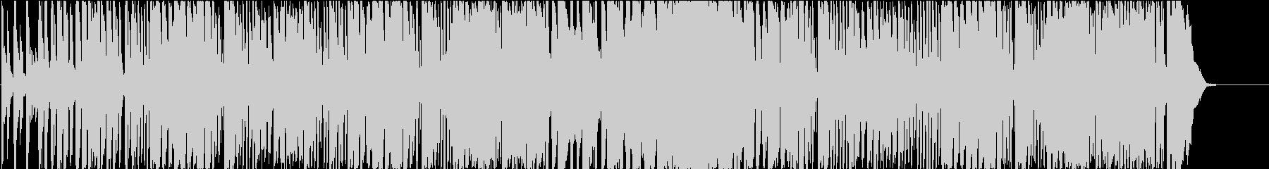 ほのぼの とぼけた子供小動物向けBGM の未再生の波形