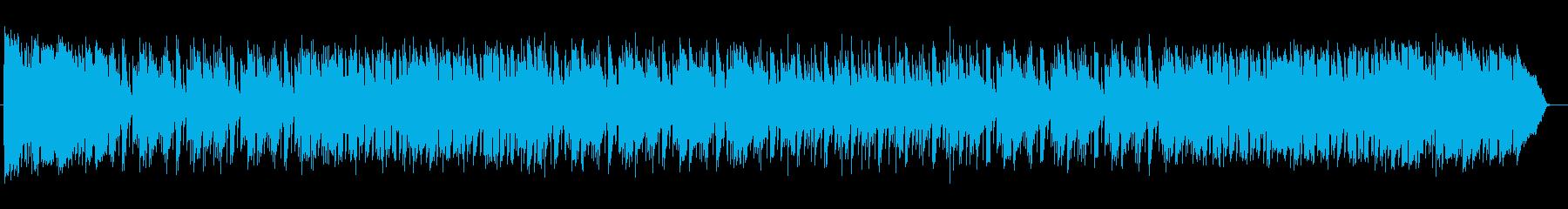 温もりある可憐でクラシカルなサウンドの再生済みの波形