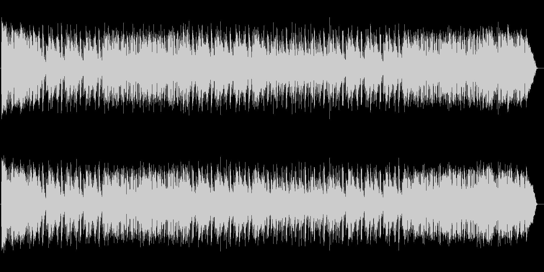 温もりある可憐でクラシカルなサウンドの未再生の波形