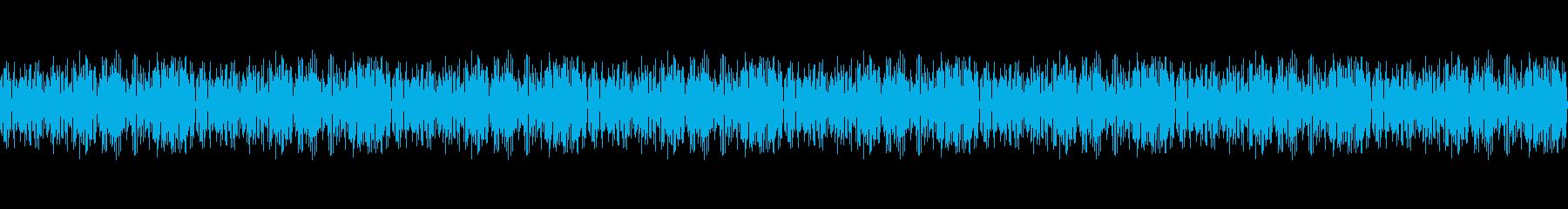 のんびりとした雰囲気のピアノ曲 ループ版の再生済みの波形