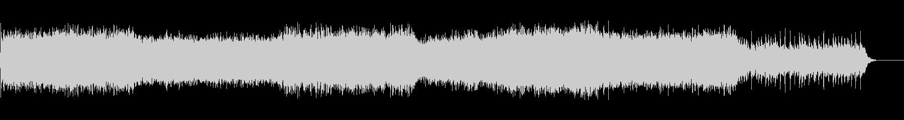 ブルックグリーン組曲より第一楽章前奏曲の未再生の波形