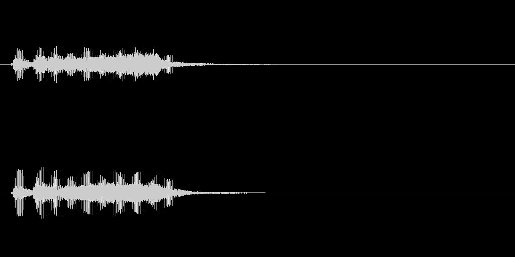 【フレーズ02-2】の未再生の波形