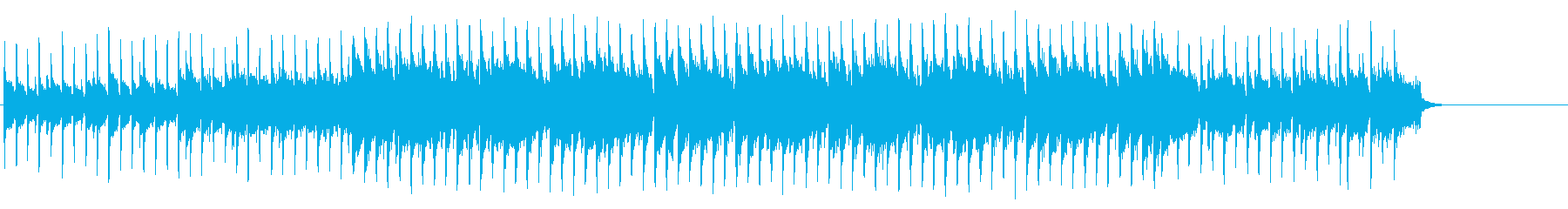 ブリティッシュなポップ(イントロ~サ…)の再生済みの波形