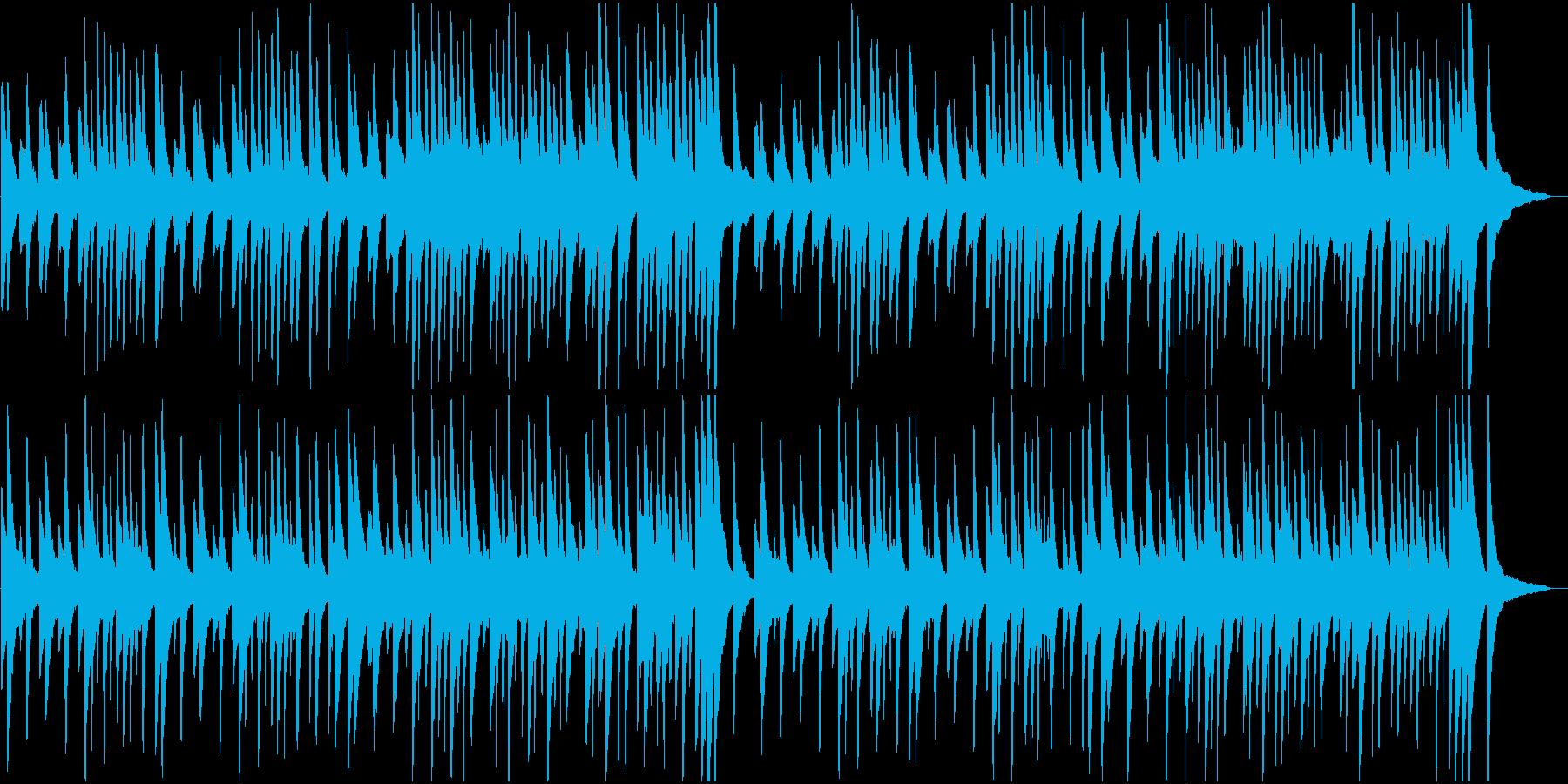 ピアノ名曲サティ 幻想的でゆったりの再生済みの波形
