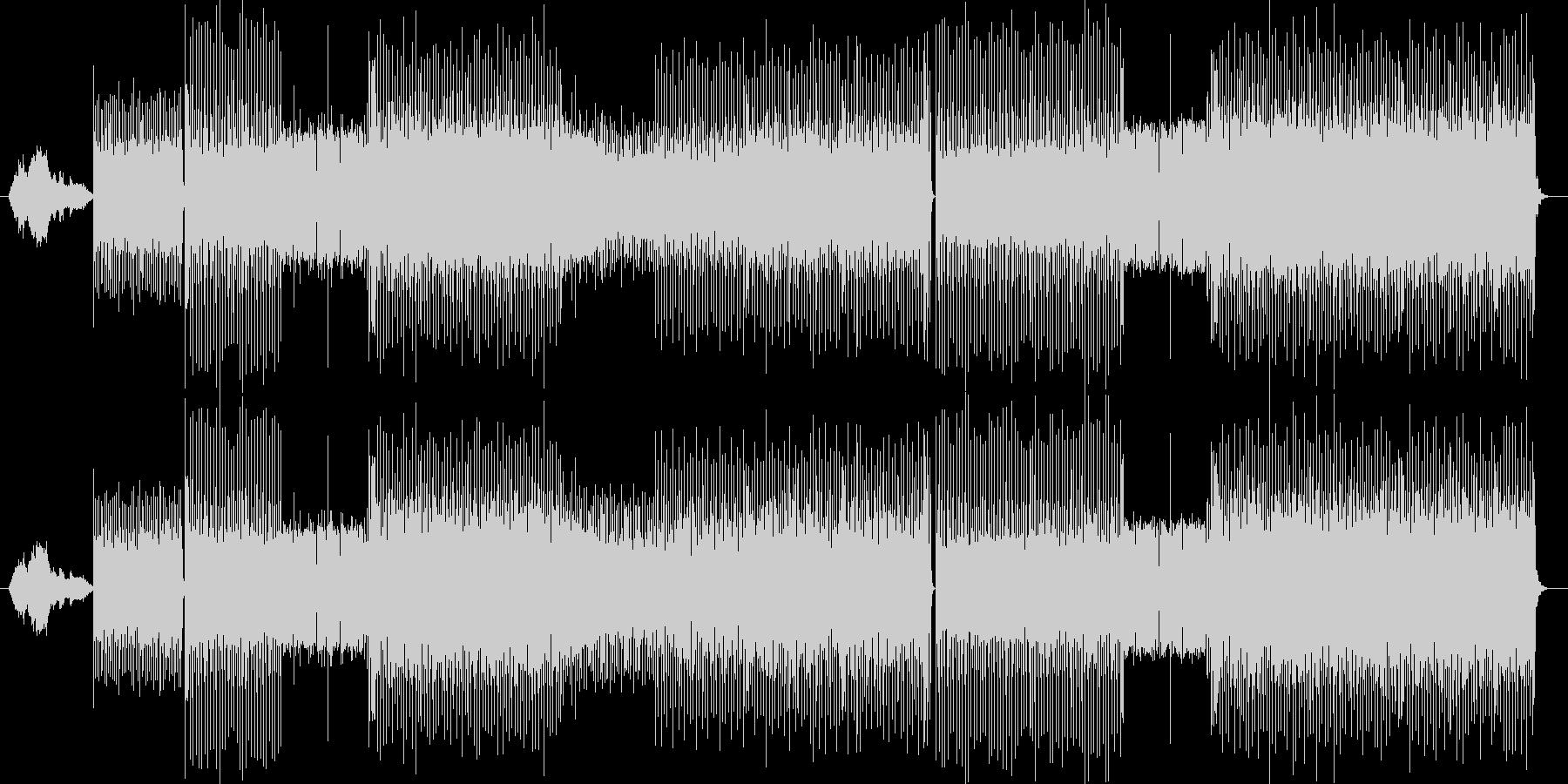 怪盗をイメージして制作したBGMです。の未再生の波形