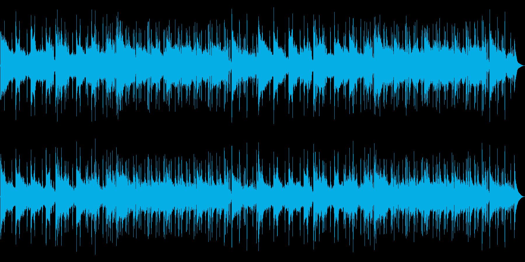シリアスになっていく小粋なアシッドジャズの再生済みの波形