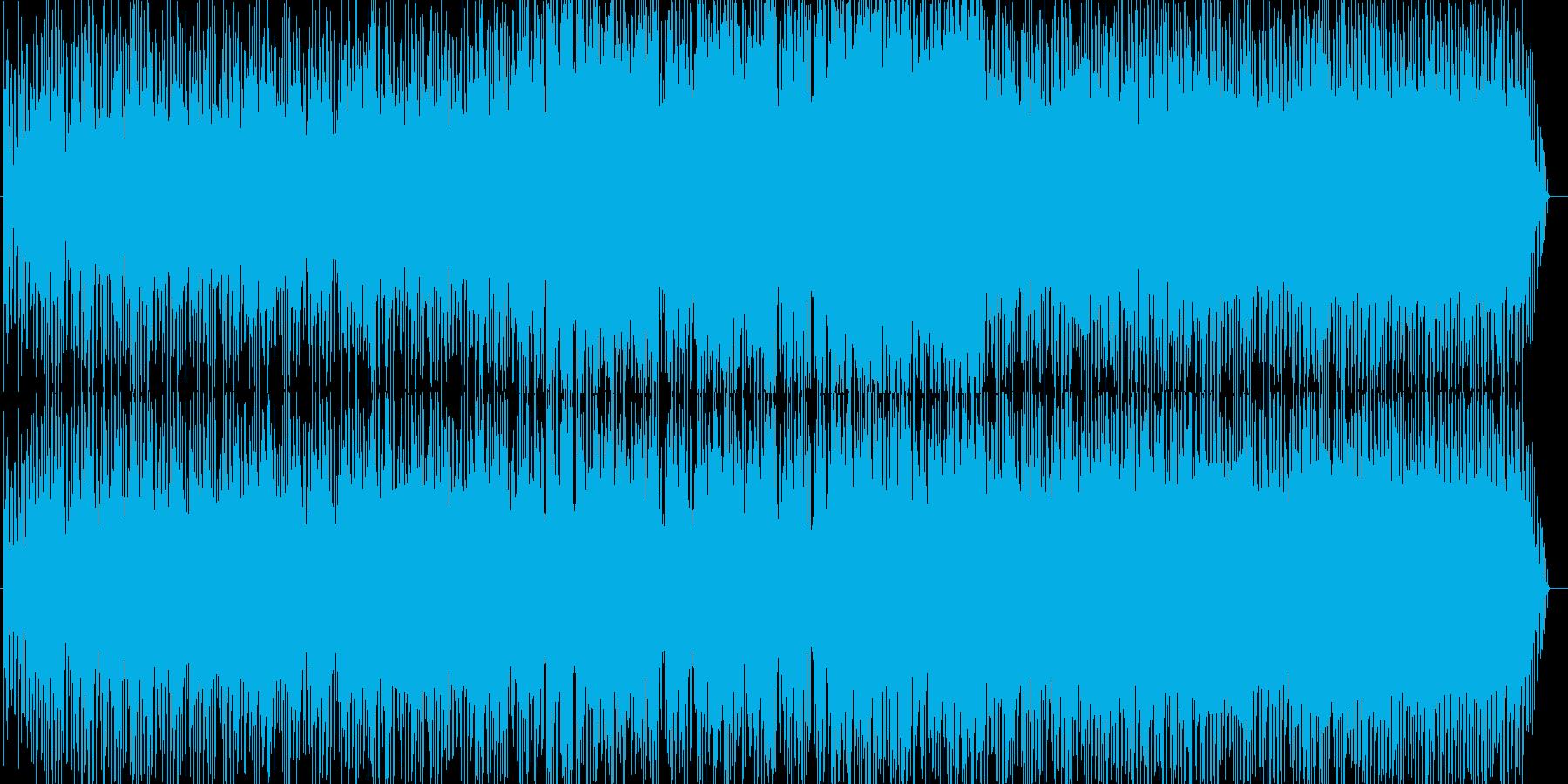 曲ができた時点で、サーフィングのイメ…の再生済みの波形