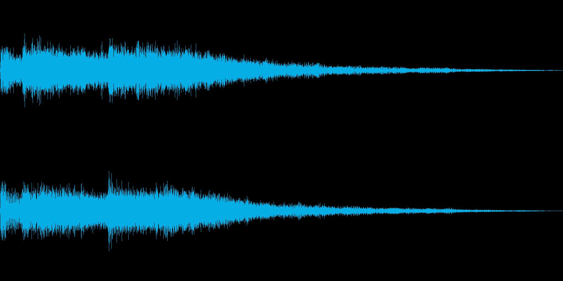 [チャラーン]スキル獲得(明るく鋭い)の再生済みの波形