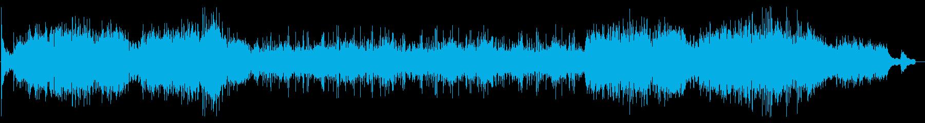 ショパンの幻想即興曲を原曲そのままカバーの再生済みの波形