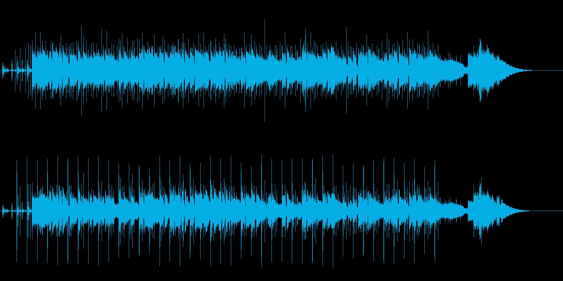 センチメンタルなギター・バラードの再生済みの波形